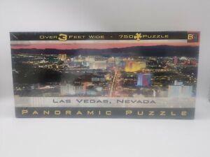 Las Vegas Nevada Strip 750 Piece Jigsaw Puzzle New Buffalo Games