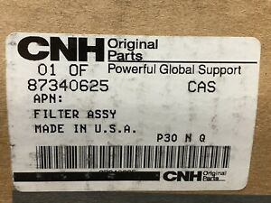 Brand New CNH OEM 87340625 Air Filter Assy Assembly New Holland