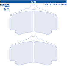 CL RC8R Front Brake Pads for Porsche 911 996 3.6 Carrera 4 02-04 Brembo