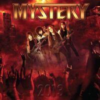 MYSTERY- 2013 CD new HEAVY METAL ala TWISTED SISTER,DIO meets MÖTLEY CRÜE