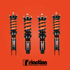 90-93 Acura Integra Riaction Performance Coilover Kit 32 Way Adjustable Control