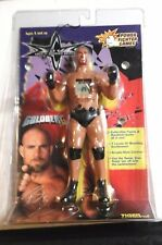 GOLDBERG ACTION FIGURE VIDEO GAME Rare Tiger Electronics Game WCW Wrestling WWE