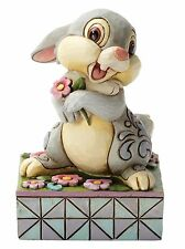 Disney Traditions Thumper Rabbit Spring Has Sprung Figure Ornament 9.5cm 4032866