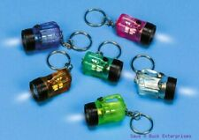 84 Flashlight Bulb - mini key chains - wholesale lot