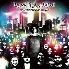 Less than Jake - In with the Out Crowd [New CD] Manufactured On Demand
