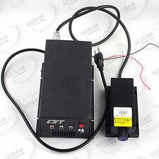 Stage Lighting 1W-1.2W 445nm Blue Laser Diode Module TTL/Analog