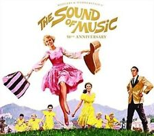 THE SOUND OF MUSIC 50th Anniversary Special Edition CD BRAND NEW Soundtrack