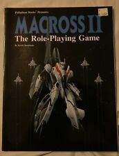 Macross II The Role-Playing Game By Kevin Siembieda - Palladium Books