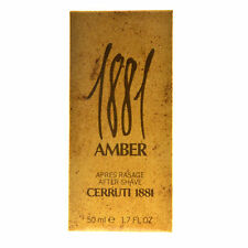 1881 Amber by Cerruti 50ml Aftershave For Men