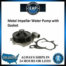 For Porsche 911 Boxster 2.5L 2.7L 3.2L 3.4L 3.6L 3.8L Water Pump w/ Gasket NEW