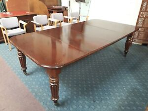 Large Mahogany Dining Table Products For Sale Ebay