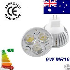 8X MR16 9W CREE LED Bulb Warm White Globe Downlight Spotlight Lamp 12V DIMMABLE