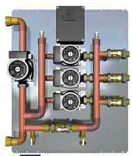 Hydronic Weil McLain Boiler Panel