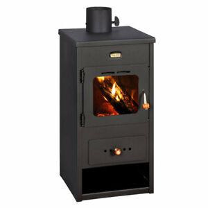 Stoves Wood Burner Stove workshop stove Prity Optima 9 kW.