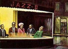 African American Art Print - Jazz II 18 x 24 - Hulis Mavruk - New!