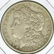 1893 O Morgan Silver Dollar - Choice VF