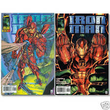 IRON MAN: HEROES REBORN #1 SET VF-NM
