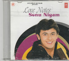 Love Notes Sonu Nigam [Cd] Hindi