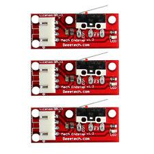 3pcs Mechanical Endstop Switch for RepRap desktop Makerbot Mendel 3D Printer