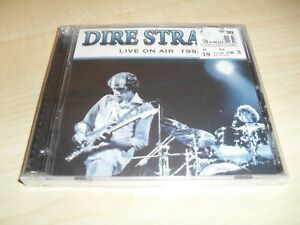 Dire Straits - Live on air 1992 - Radio Broadcast 2-CD / NEW Sultans of Swing...