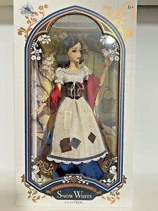 """Snow White  Limited Edition Doll 17"""" LE 6500 RAGS blancanieves blanche neige"""
