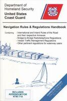 Navigation Rules and Regulations Handbook, Paperback by Department of Homelan...