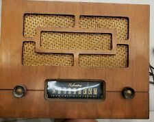 New ListingAntique 1948 Sears Silvertone Radio, Works Good