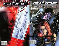 G.I. Joe: Operation Hiss #1-2 (2010) Limited Series IDW Comics - 2 Comics