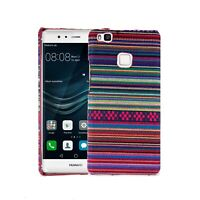 Huawei P9 Lite Case Phone Cover Protective Case Bumper Purple