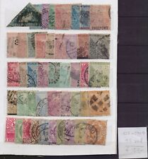 ! Cape of Good Hope 1855-1904. Lot Of 46    Stamp. YT#. €150.00 !