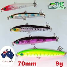 Stick Bait Fishing Lures Sinking Pencil Lure Tackle Bream Whiting Flathead Cod