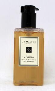 Jo Malone Mimosa & Cardamom 8.5 oz Body & Hand Wash Gel Moussant NIB