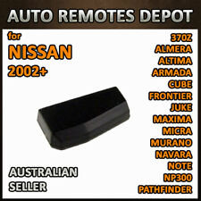 Transponder Immobilizer Chip for NISSAN MAXIMA MICRA MURANO NAVARA PATHFINDER