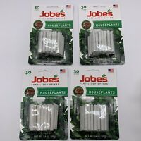 Jobes Fertilizer Spikes For Beautiful Houseplants Plant Spikes Garden 30/pack
