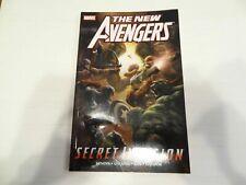 Secret Invasion: New Avengers (2009, Marvel) First Printing!! LOOK!!!