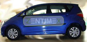 Schutzleisten für Toyota Verso-S 2010- 5-türer