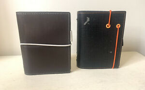Filofax Personal Organiser with some Inserts Ruler X 2 Domino Apex 2013 14