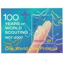 Grenada - 2007 - Boy Scouts Centenary - Souvenir Sheet - MNH