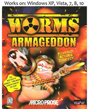 Worms: Armageddon PC Game