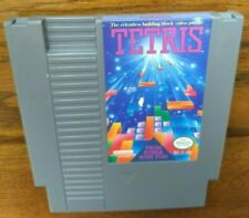 Nintendo NES Game - Tetris