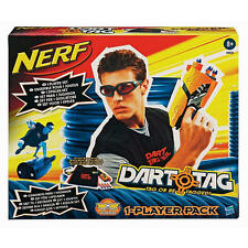 New NERF DART TAG 1 Player Pack SHARP SHOT BLASTER Vision Gear TRAINING JERSEY