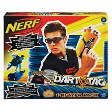 New NERF DART TAG 1 Player Pack SHARP SHOT BLASTER Vision Gear TRAINING JERSEY