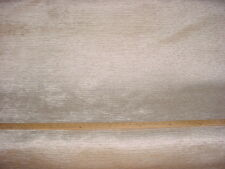 6-1/4Y KRAVET COUTURE 32367 FIRST CRUSH LATTE CRUSHED CHENILLE UPHOLSTERY FABRIC
