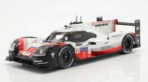 PORSCHE 919 HYBRID Le Mans 2017 Jani Barnhard 1:18th IXO SP919-1815 SP919-1816