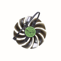 87mm FAN FOR GIGABYTE GTX960 GTX970 GTX1060 Fan Replacement 42mm 4Pin T129215SU
