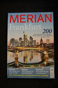 Merian - Die Lust am Reisen: Frankfurt (2016)