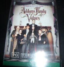 Addams / Adams Family Values (Australia Region 4) DVD – New