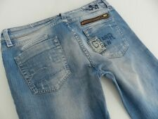 G-STAR Jeans Hose ROYAL 6 PANT Super Optik Gr.40 W32 L34  *TOP*