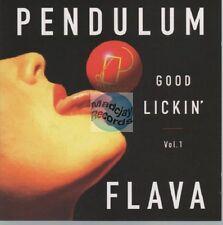 Pendulum Flava Good Lickin' vol 1 CD ALBUM lisa lisa lords of the underground
