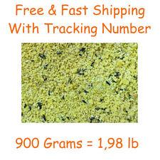 900 grams 1,98 lb  bird canary yellow pope egg food mush mix bee honey Vitamin
